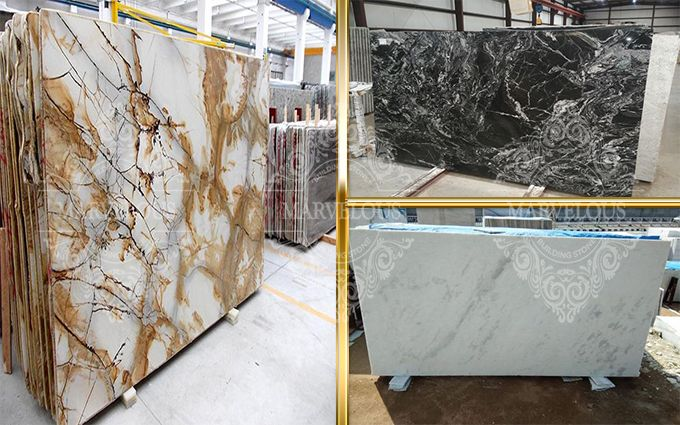 wholesale marble stone slabs in Iran