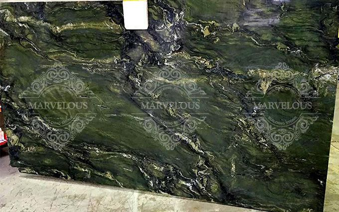 granite stone green slabs for sale