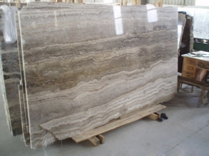 Stone Travertine Grey Iran