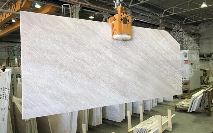 the best white marble sale in iran