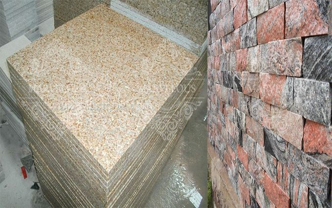 granite stone and tile