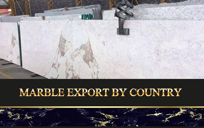 Marble Exports By Country