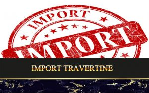 Import Travertine