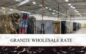 Granite Wholesale Rate
