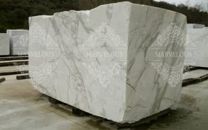 Import Of Marble Block
