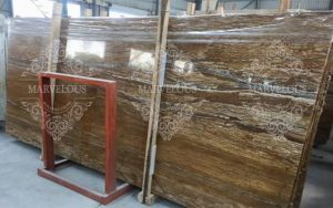 Travertine Stone Slab