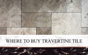 Where To Buy Travertine Tile