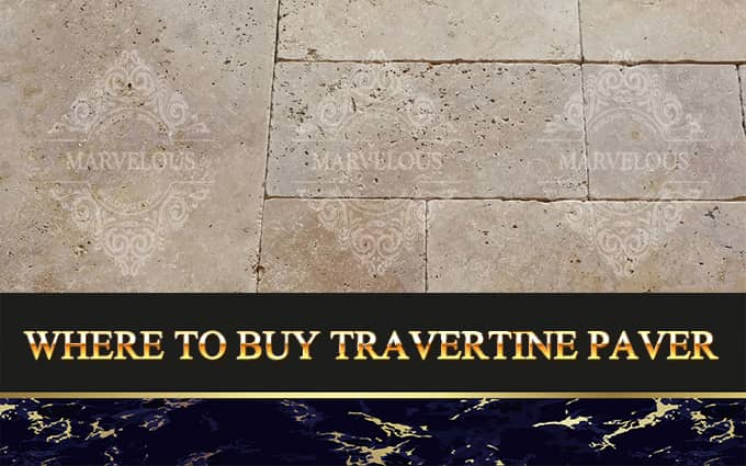Where To Buy Travertine Pavers Near Me