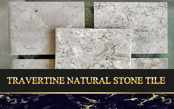 Travertine Natural Stone Tile