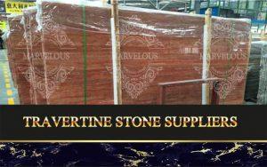 Travertine Stone Suppliers