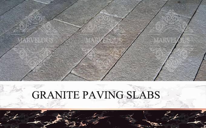 Granite Paving Slabs