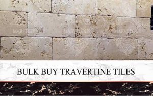 bulk buy travertine tiles