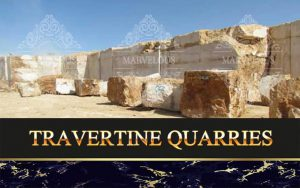 Travertine Quarries