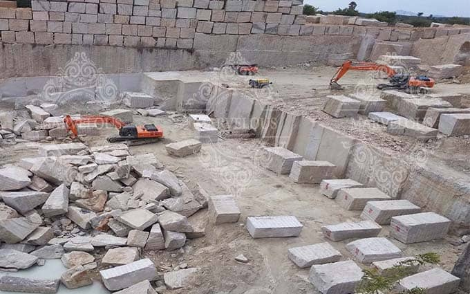 granite quarry