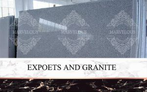 Exports And Granite