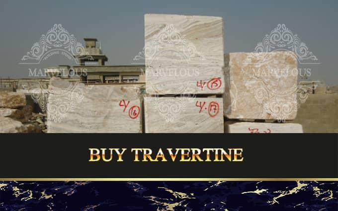 Buy Travertine