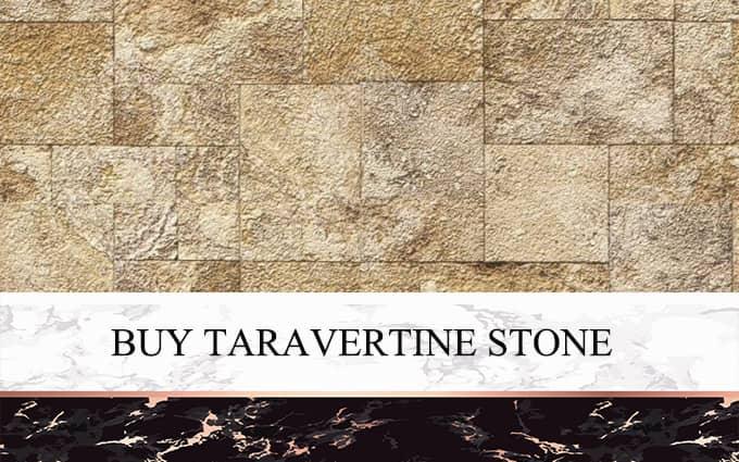 Buy Travertine Stone