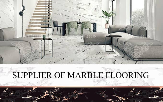 Supplier Of Marble Flooring