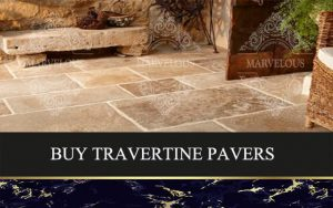Buy Travertine Pavers