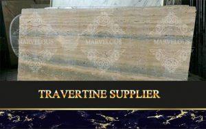 Travertine Supplier