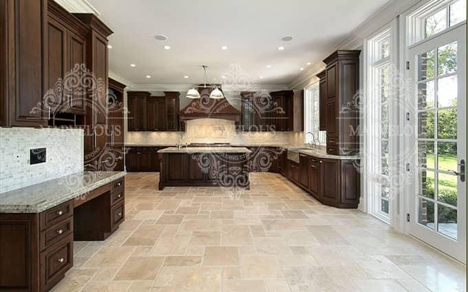 Buy Travertine Floor Tiles