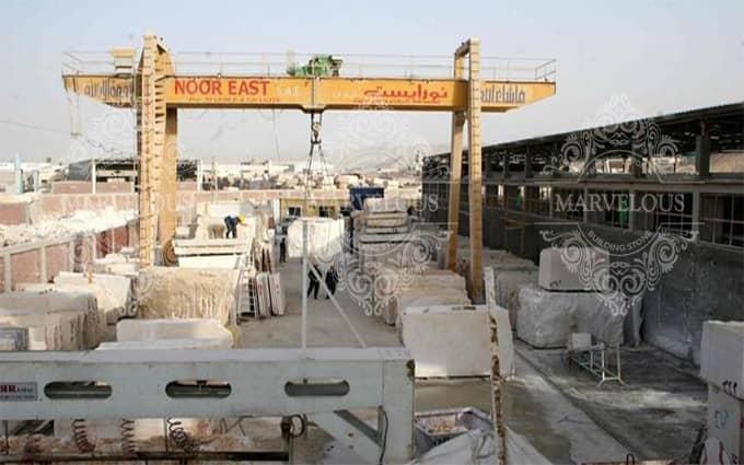 granite export business