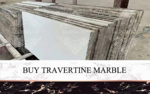 Buy Travertine Marble