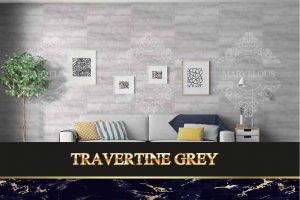 Travertine Grey