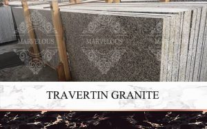 Travertine Granite