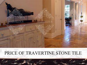 Price Of Travertine Stone Tile