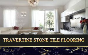 Travertine Stone Tile Flooring
