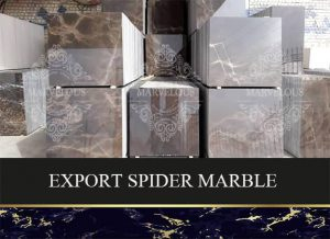 Export Spider Marble