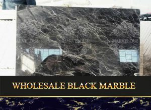 Wholesale Black Marble
