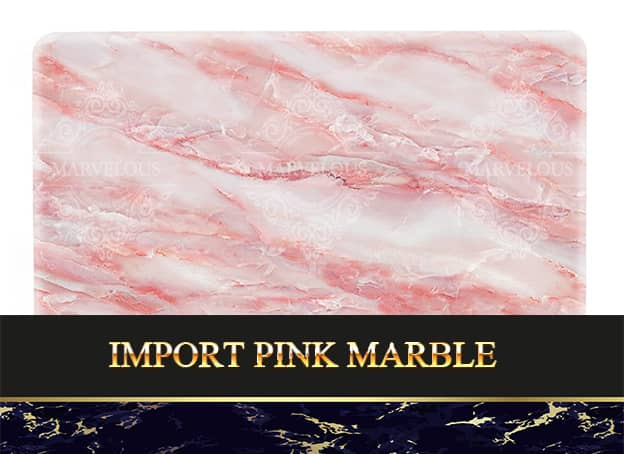 Import Pink Marble