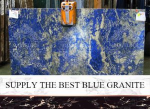 Supply The Best Blue Granite