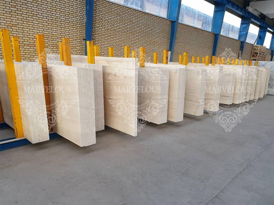 IMPORT ABBASABAD TRAVERTINE