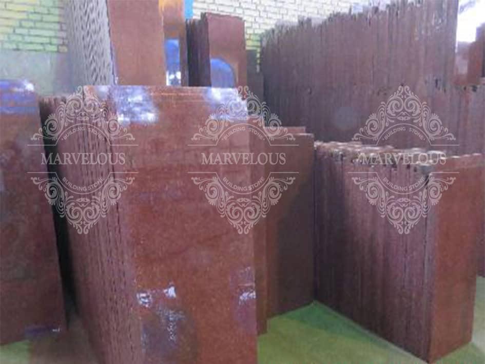 Import Red Granite
