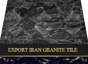Export Iran Granite Tile