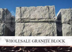 Wholesale Granite Block
