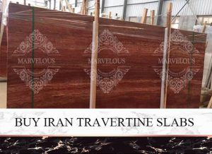 Buy Iran Travertine Slabs