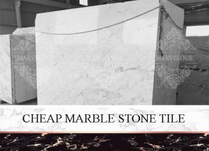 Cheap Marble Stone Tile