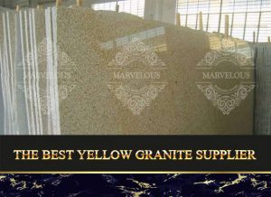 The Best Yellow Granite Supplier