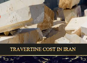 Travertine Cost In Iran