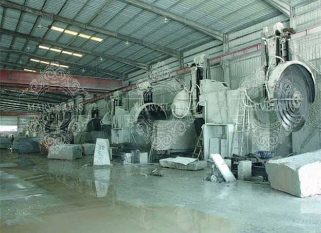 Marble Factory In Tehran