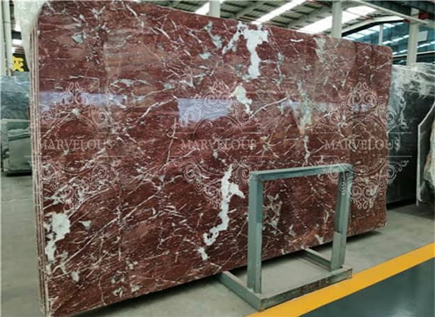 Import Red Marble Stone