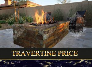 Travertine Price