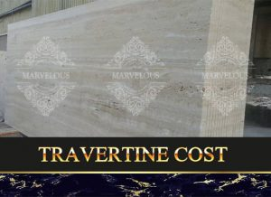 Travertine Cost