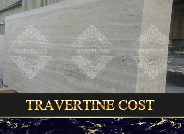 Travertine Cost