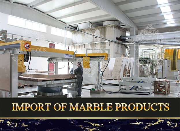 import of marble products