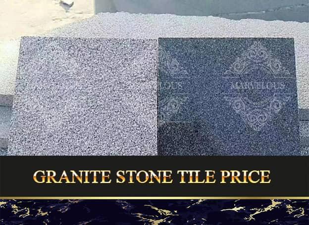 granite stone tile price